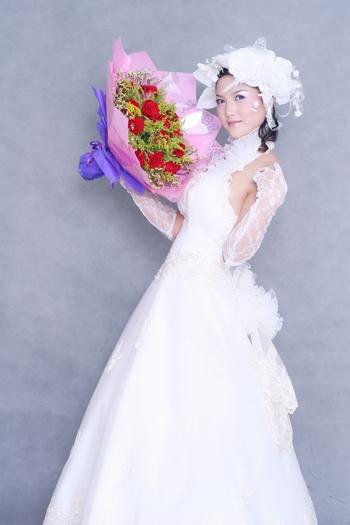 青岛南茜新娘跟妆班_青岛南茜美容美发技能培训学校