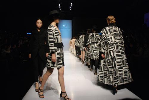 时尚同盟新锐设计师走进宁波国际服装节