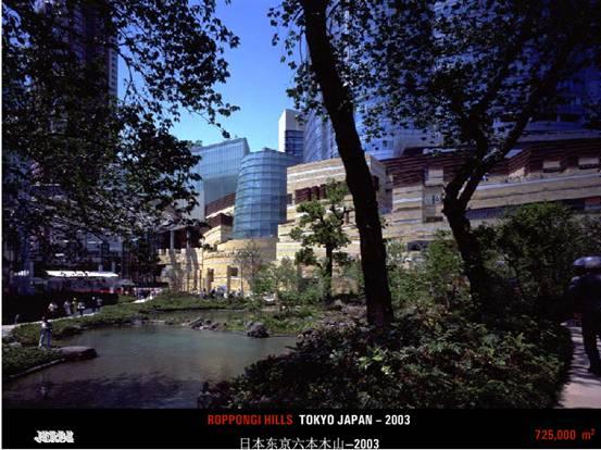 东京六本木新城购物中心及商业综合体考察报告